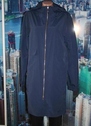 Супер куртка ветровка удлиненная 10-12 размер