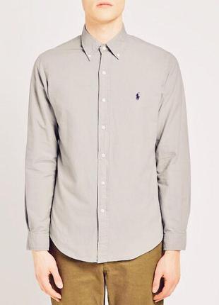 Мужская рубашка ralph lauren