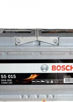Аккумулятор Bosch 110A S5 015