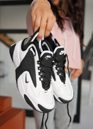 Кроссовки Nike Zoom 2k Black White