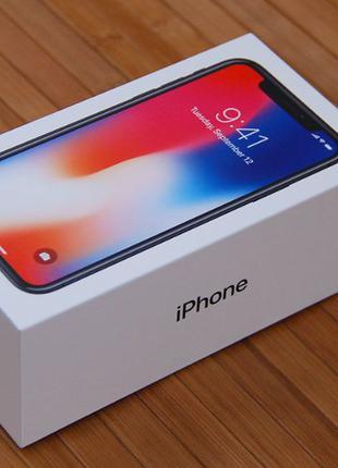 IPhone X 64 gb Gray NeverLock Оригинал