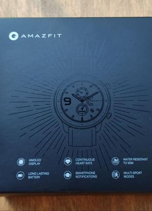 Amazfit GTR Lite 47mm Aluminium Alloy. Новые.
