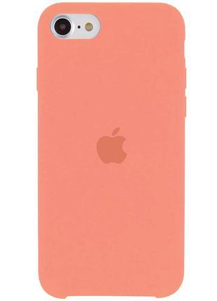 Чехол Silicone Case (AA) для Apple iPhone SE (2020)