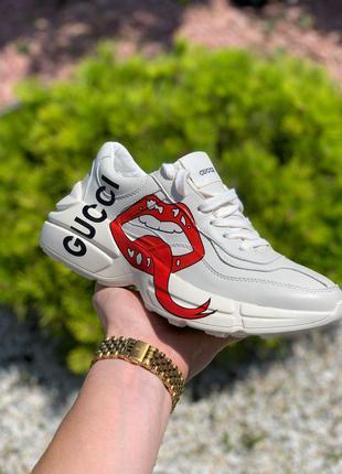 Кроссовки Gucci Rython