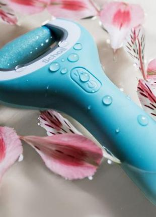 Роликовая Пилка Scholl USB водозащитная + дополнительный ролик