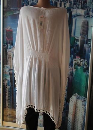 Блуза туника пляж