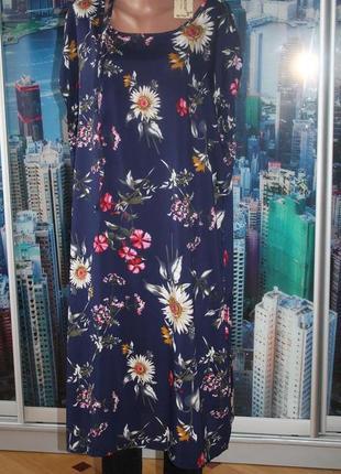 Натуральное платье 100% котон