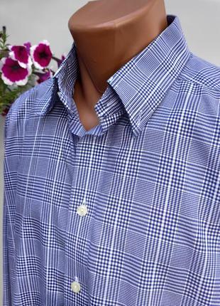 Чоловіча сорочка фірмова розмір наш 56 ( я-90)
