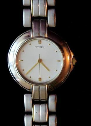 Наручные часы Citizen (Япония - оригинал) женские