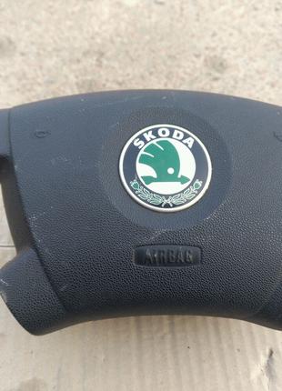 Подушка безопасности Airbag Fabia 613052450