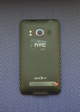 HTC EVO 4g задняя часть корпуса с крышкой Оригинал 100%