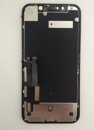 Дисплей (экран) для телефона Apple iPhone XR + Touchscreen with f