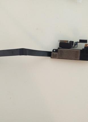 Шлейф Apple iPhone XR динамика с датчиком приближения Original