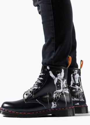 Ботинки dr martens 1460 sex pistols