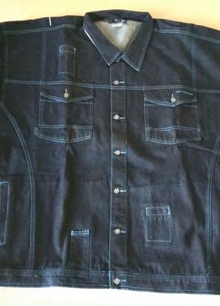 Джинсовые куртки MOJEANS Maurice Malone XL - 6XL из USA