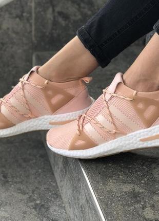 Женские лёгенькие  летние кроссовки.