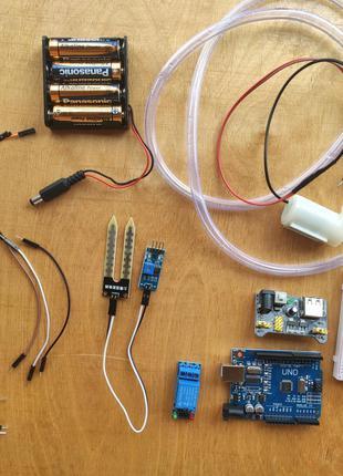 Супер подарок подростку набор - Автоматический полив Arduino