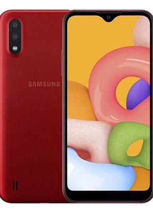 Samsung Galaxy A01 2/16GB + ГОД ГАРАНТИИ!!!!