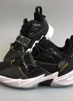 Баскетбольные кроссовки Nike Air Jordan ZER0,3