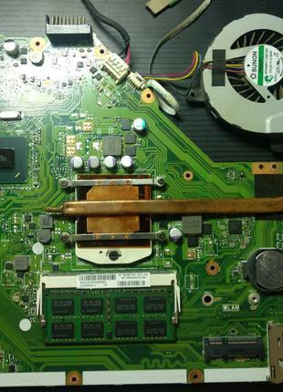 Материнская плата для ноутбука Asus X55A