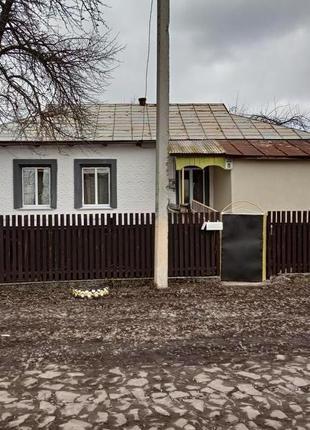 Дом продаю Черкасская область,Монастырищенский район,село Шарнопо