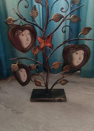 Фотодерево. Дерево с фото. Декор