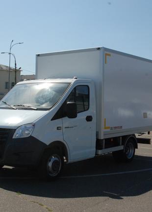 Изотермический фургон на базе ГАЗель Next