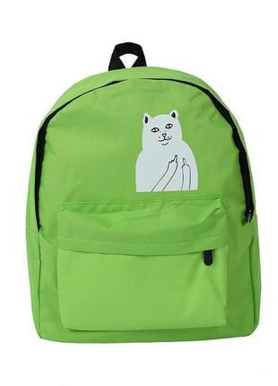 Рюкзак с котом, рюкзачок