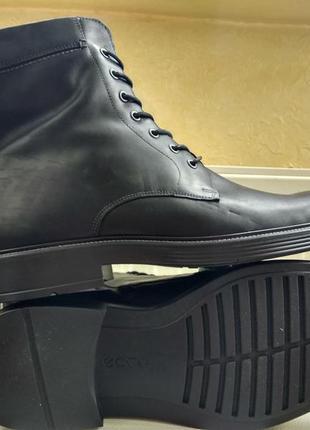 Ботинки сапоги ecco newcastle (47р.) оригинал!! -20%