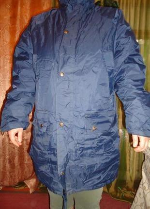 куртка осень 50-52