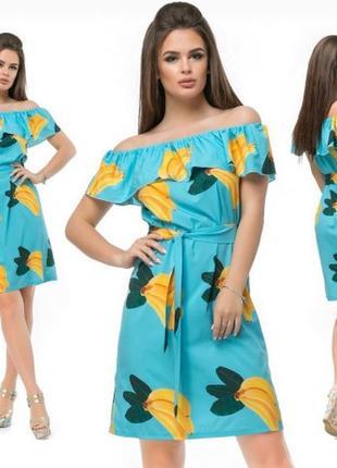 Платье женское хлопковое, легкое. фабричный пошив турция