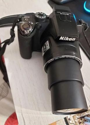 Фотоаппарат Nikon COOLPIX P100