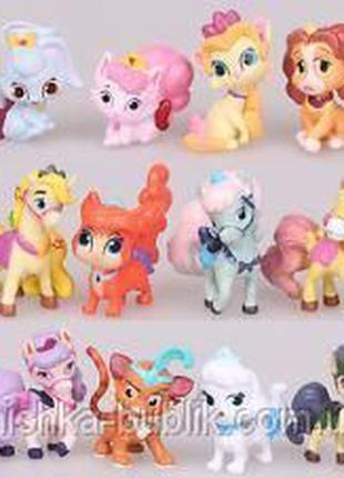 Набор игрушек фигурок Маленький зоомагазин littlest pet shop ....