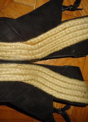 Стильные босоножки р40