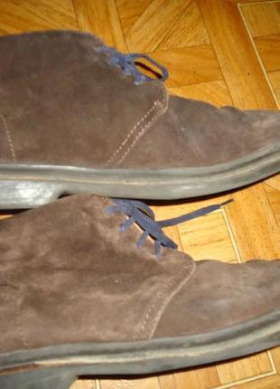 Ботинки р42 осень