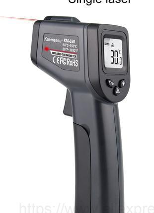 Цифровой инфракрасный термометр пистолет (пирометр)