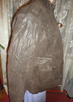 Куртка кожа р58-60