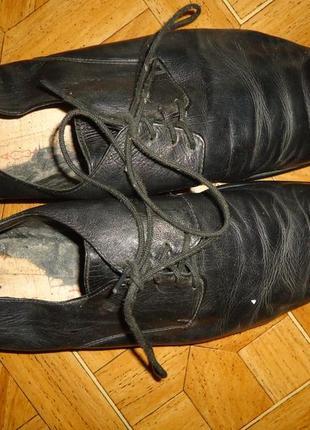 Туфли кожа р42
