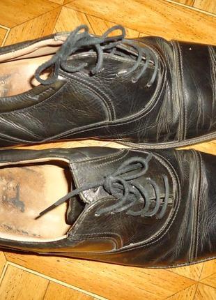 Туфли кожа р45
