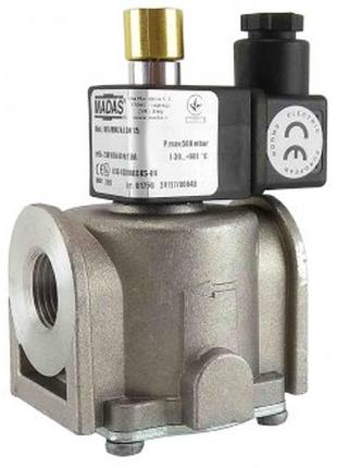 Клапан элктромагнитный газовый муфт.НО(NA),НЗNC)
