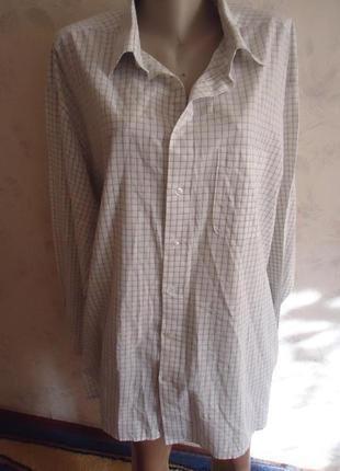 Большая рубашка