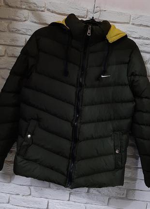 Дутая куртка nike🔥