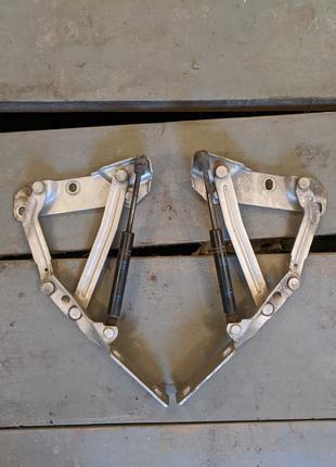Петли капота амортизаторы капота в сборе GM / Opel Vectra B 2001