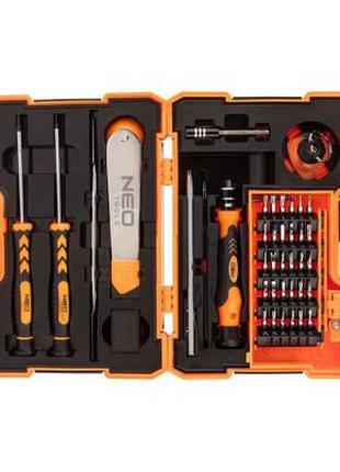 Отвертка NEO для ремонта смартфонов, 47 ед. (06-112)