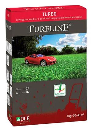 Семена DLF-Trifolium газонная трава Turfline Turbo 1 кг