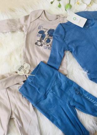 Костюм: боди для новорожденного, штаны для мальчика, костюм дл...