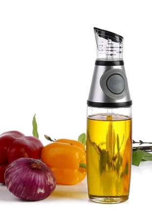 Диспансер бутылка для оливкового и подсолнечного масла Press Meas