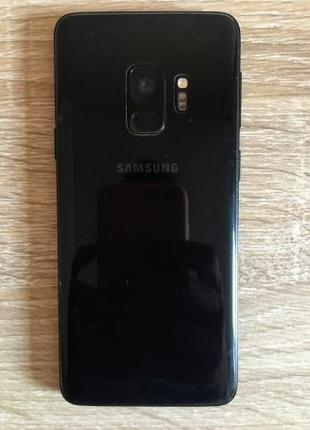 Samsung Galaxy S9 9600 64Gb Snapdragon Midnight Black Dual Sim