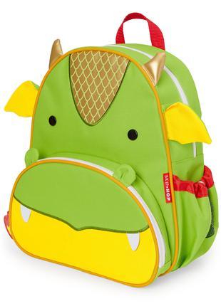 """Детский рюкзак Skip Hop Zoo """"Дракон"""". Оригинал США"""