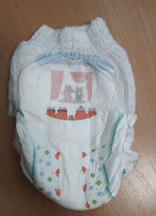 Підгузники трусики розмір 6 - 18 шт в упаковці